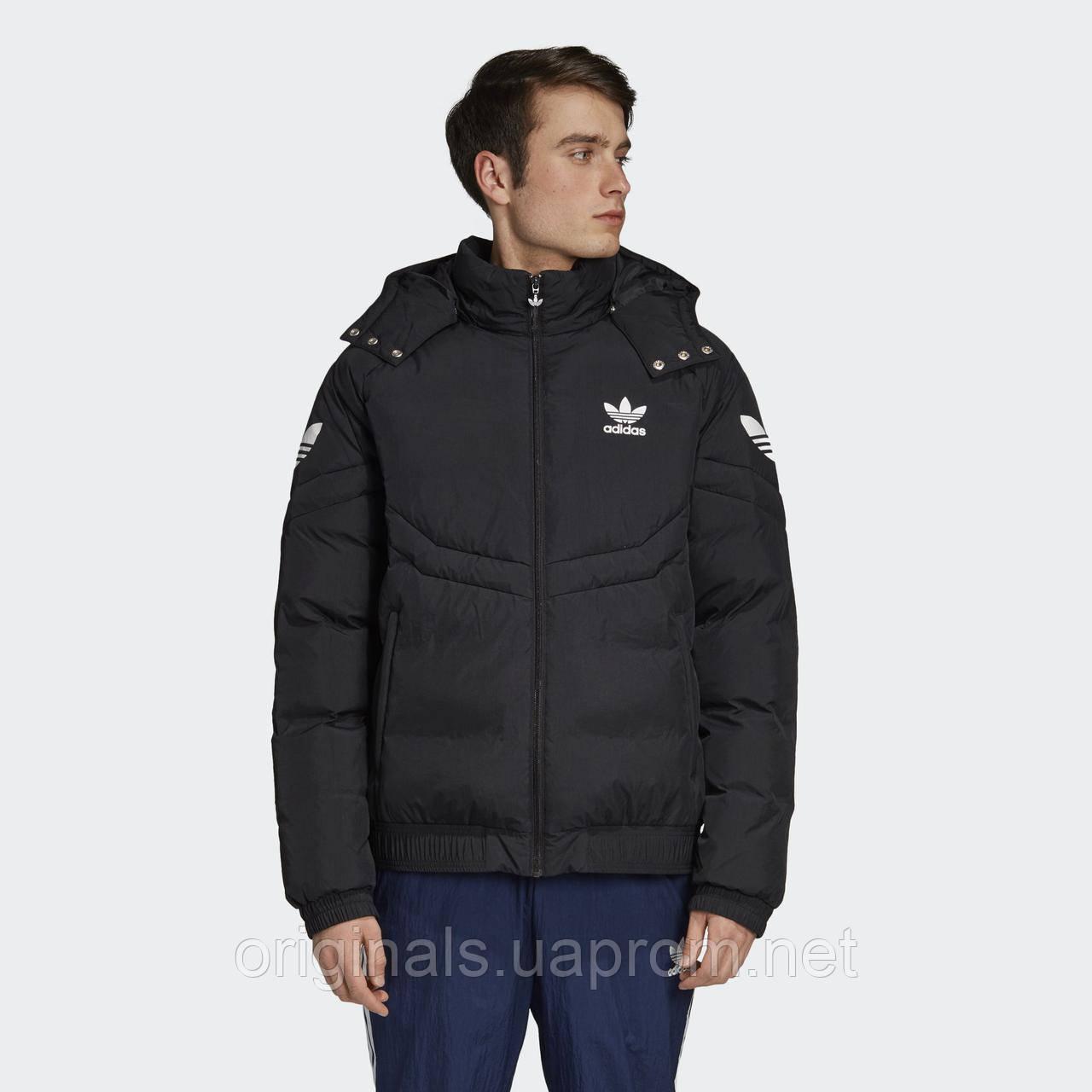 1dff1d0549920 Мужской пуховик adidas Originals Down Jacket EC3663 - 2019 -  интернет-магазин Originals - Оригинальный
