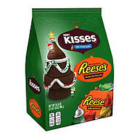 Hershey, Kisses Milk Chocolate and Reese's Peanut Butter Cup Holiday, фото 1