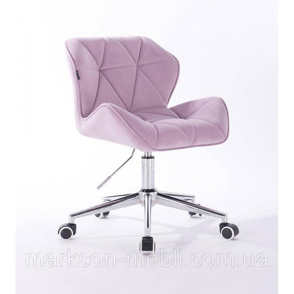 Косметичне крісло HR111K верес велюр