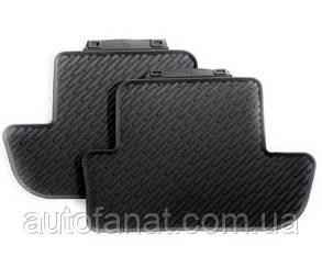 Оригинальные задние ковриков салона BMW 6 (F12, F13) (51472163803)