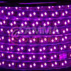 Светодиодная лента 220В розовая smd 2835-120 лед/м 12Вт/м, герметичная. Бухта 50 метров., фото 4
