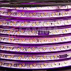 Светодиодная лента 220В розовая smd 2835-120 лед/м 12Вт/м, герметичная. Бухта 50 метров., фото 3