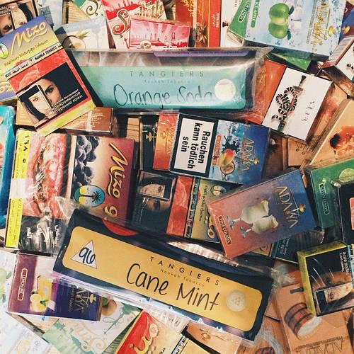 Миксы табаков для кальяна: рецепты и проверенные хиты