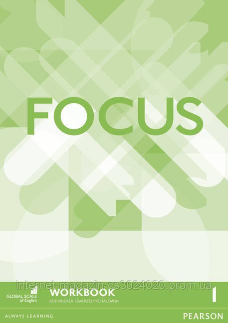 Focus BrE Level 1 Workbook ISBN: 9781447997757