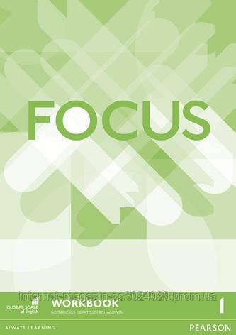 Focus BrE Level 1 Workbook ISBN: 9781447997757, фото 2