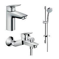 Hansgrohe Logis 71400111 набор смесителей для ванной