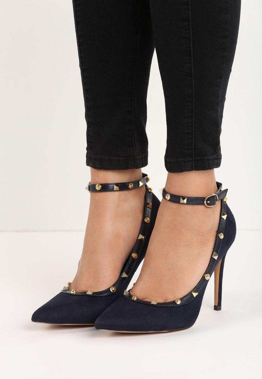 ef701e79e33 Женская Обувь Vices Темно-Синие Туфли 38 — в Категории