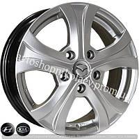 Литые диски ZW 7447 W6 R15 PCD5x114.3 ET49 DIA67.1 HS