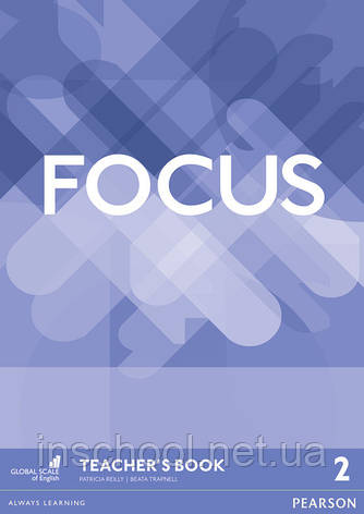 Focus BrE Level 2 Teacher's Book & DVD-ROM Pack ISBN: 9781292110066, фото 2