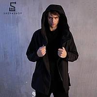 Демисезонная мужская куртка Pobedov Darkness