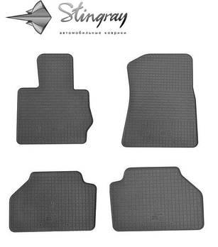 Автомобильные коврики BMW X3 (F25) 2010- / BMW X4 (F26) 2014- Комплект (Stingray)