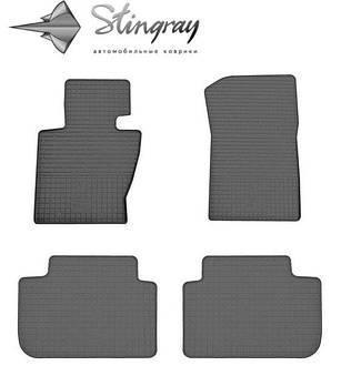 Автомобильные коврики BMW X3 (E83) 2004-  Комплект (Stingray)