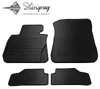 Автомобильные коврики BMW X1 (E84) 2009-  Комплект (Stingray)