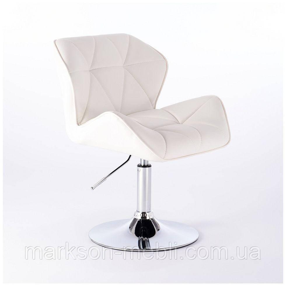 Крісло косметичне HC-111N біле