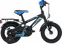 Велосипед MBK COMANCHE 12 ЧЕРНО-СИНИЙ