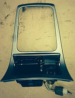 Декоративная накладка на кулису АКПП / Консоль Subaru Outback 2.5 S22002840 / 92122AG010 / 2006г