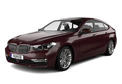 Килимки BMW 6 (G32)