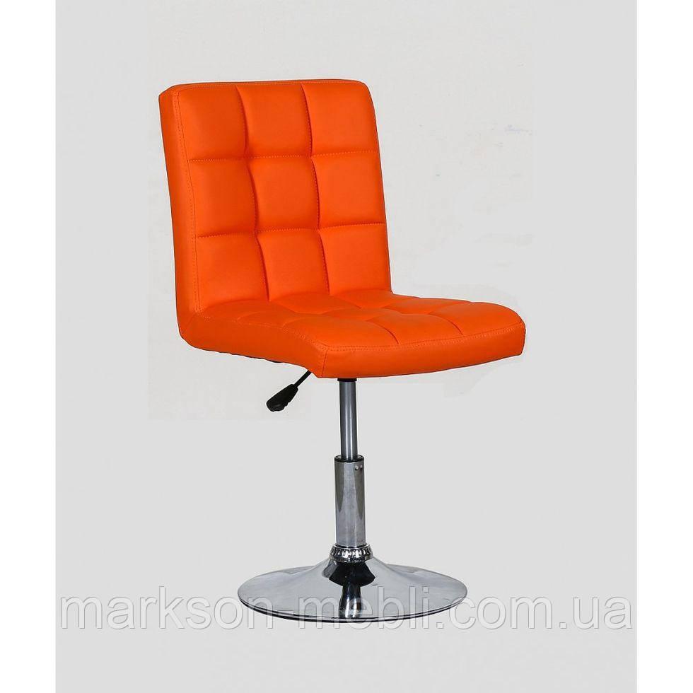 Кресло косметическое HC1015N оранжевое