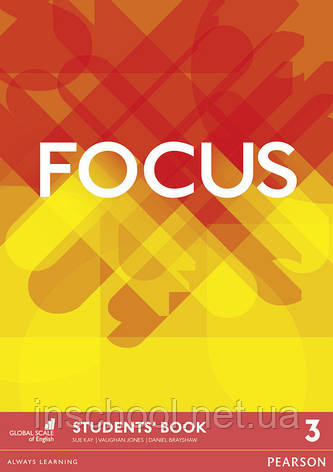 Focus BrE Level 3 Student's Book ISBN: 9781447998099, фото 2