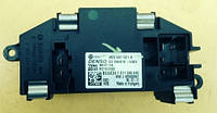 Реле управления основн вентилятора кондиционера (резистор / ежик) VW  Golf V  3c0907521d