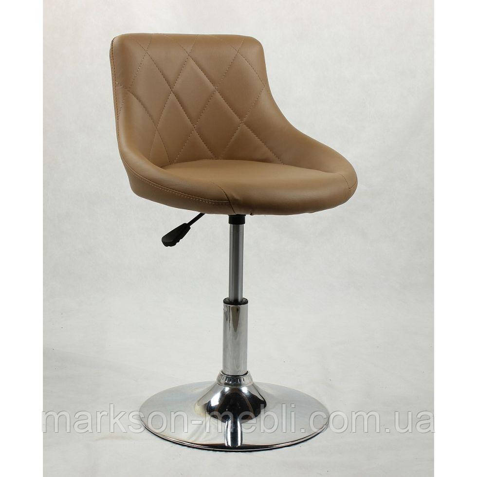 Кресло косметическое HC1054N карамель
