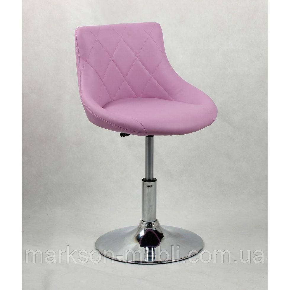 Кресло косметическое HC1054N лавандовое