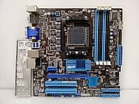 Материнская плата ASUS M5A78L-M/USB3 AM3/AM3+  AMD FX DDR3, фото 1