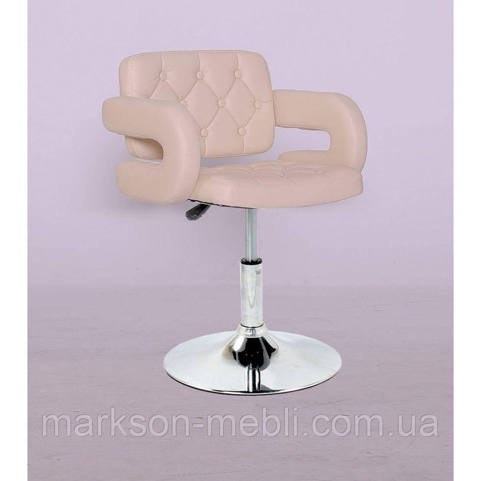 Крісло косметичне HC8403N бежеве