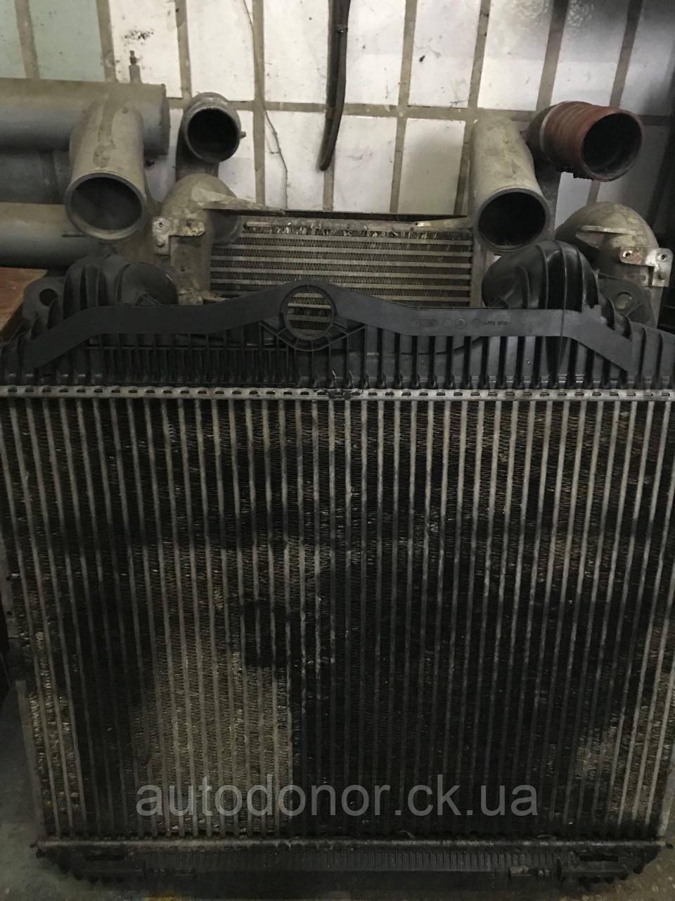 Радиатор DAF/даф/дафб/у