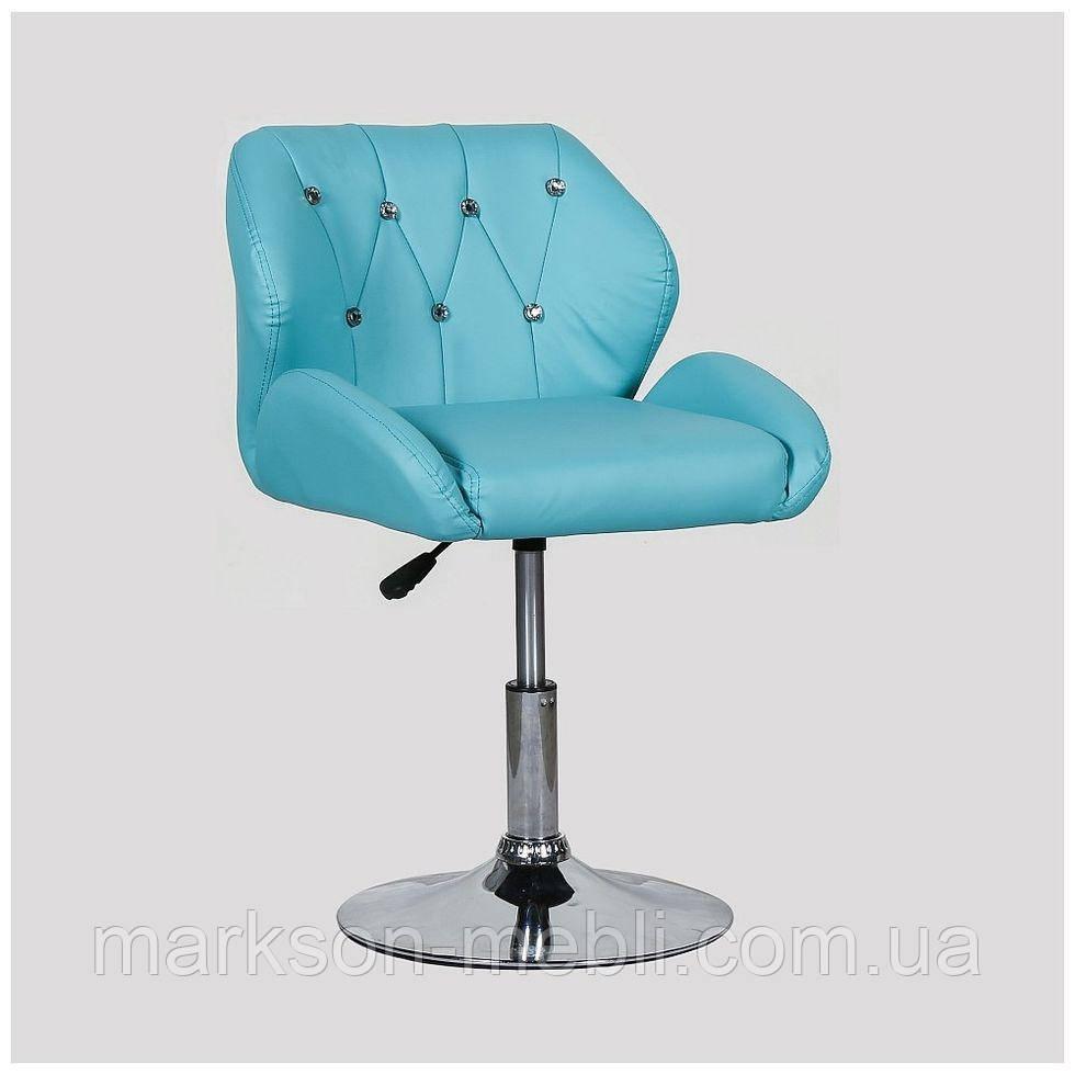 Крісло косметичне HC949N бірюзове