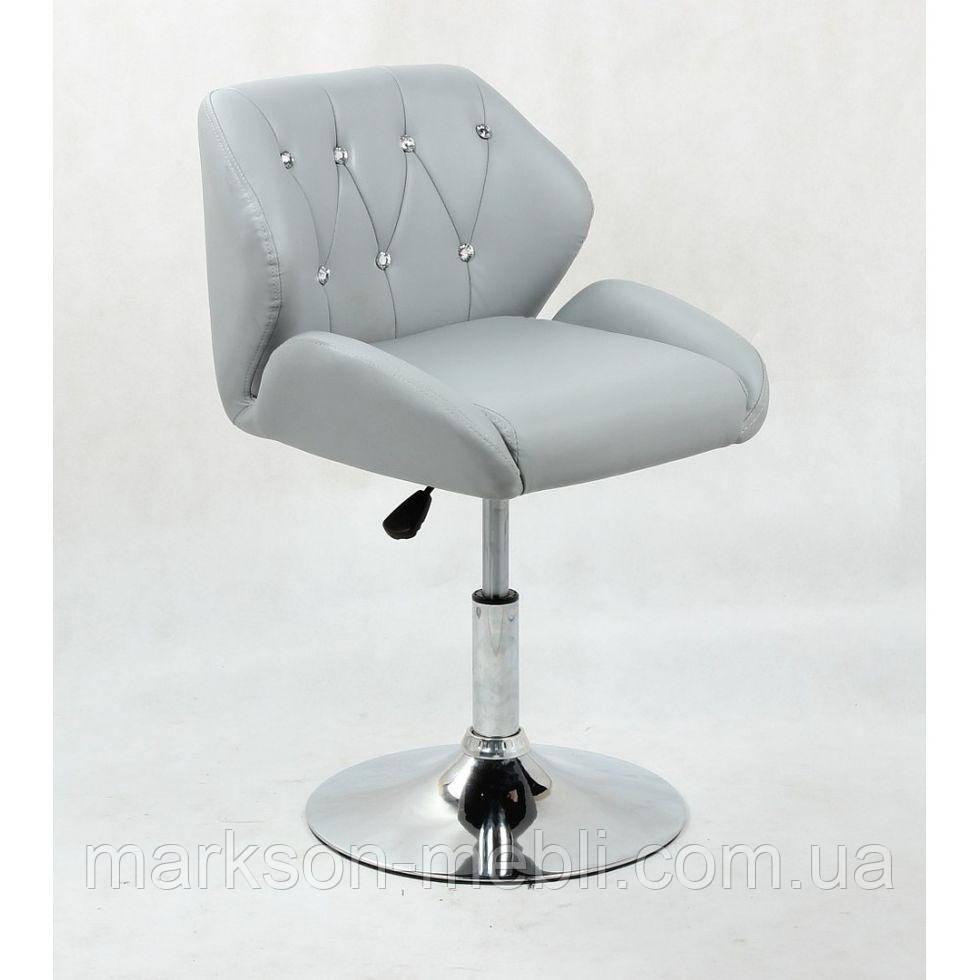 Кресло косметическое HC949N серое