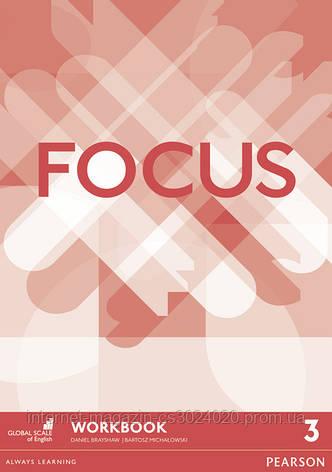 Focus BrE Level 3 Workbook ISBN: 9781447998174, фото 2
