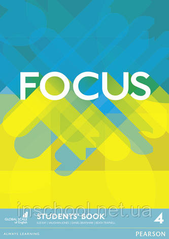 Focus BrE Level 4 Student's Book ISBN: 9781447998310, фото 2