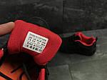 Мужские кроссовки Merrell (черно-красные) весна-осень, фото 3