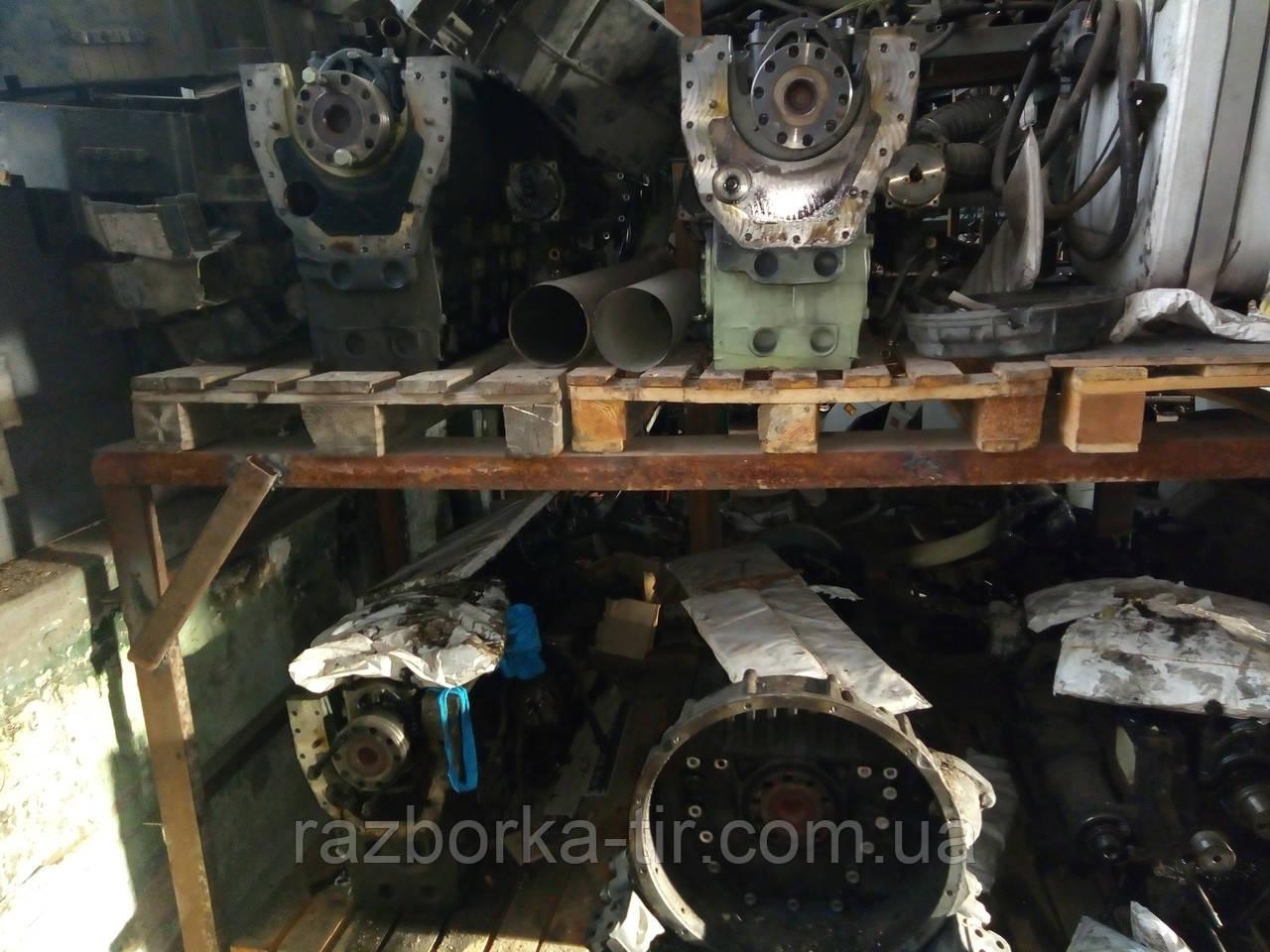Блок двигателя Daf евро-5