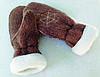Варежки «Доктор Шерсть» из верблюжьей шерсти