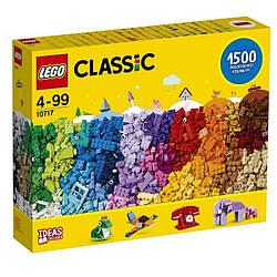 Lego Classic Кубики, кубики, кубики 10717