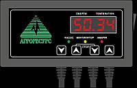 Регулятор температуры для твердотопливного котла MРТТК-02 Техмік