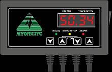Регулятор температури для твердопаливного котла МРТТК-02 Техмік