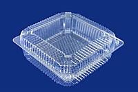 Одноразовый контейнер квадратной формы арт. 85Р