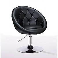 Парикмахерское  кресло HC-8516 черное