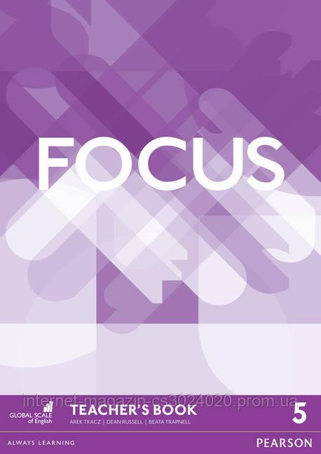 Focus BrE Level 5 Teacher's Book & DVD-ROM Pack ISBN: 9781292110127