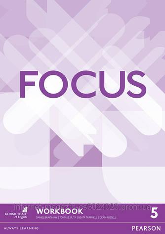 Focus BrE Level 5 Workbook ISBN: 9781447998617, фото 2