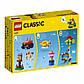 Lego Classic Базовый набор кубиков 11002, фото 4