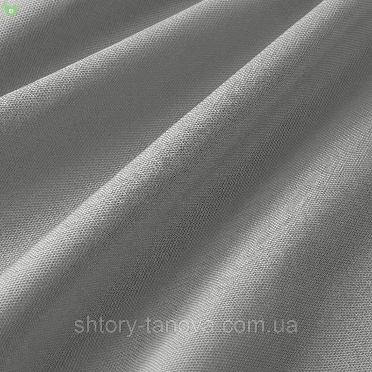 Вулична тканина з фактурою сірого кольору для веранди