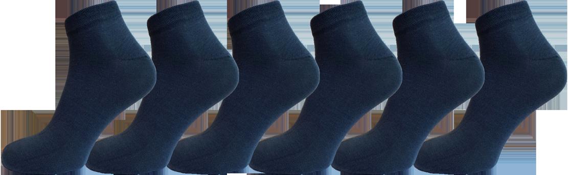 """Жіночі шкарпетки бамбук чорні""""lomani"""""""