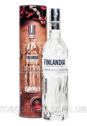 Водка Finlandia 0.7 л в тубусе, фото 2