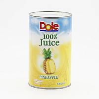 Сік ананасовий DOLE 1.360 л