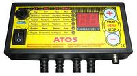 ATOS, АТОС Автоматика для твердотопливного котла