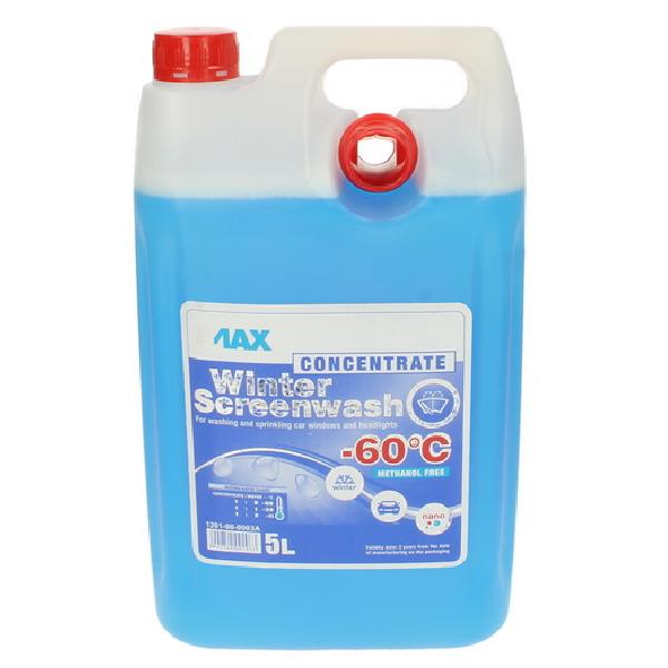Омыватель стекла зимний 4-MAX 5L -60°C (Концентрат)